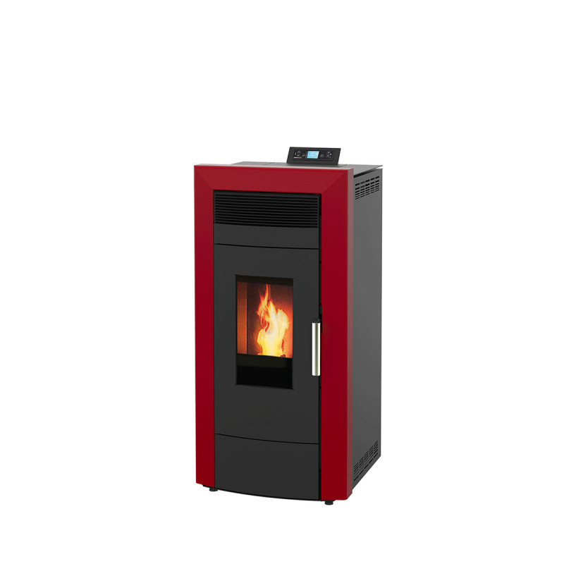 Alfa Plam peć na pelet za etažno grejanje COMMO 21