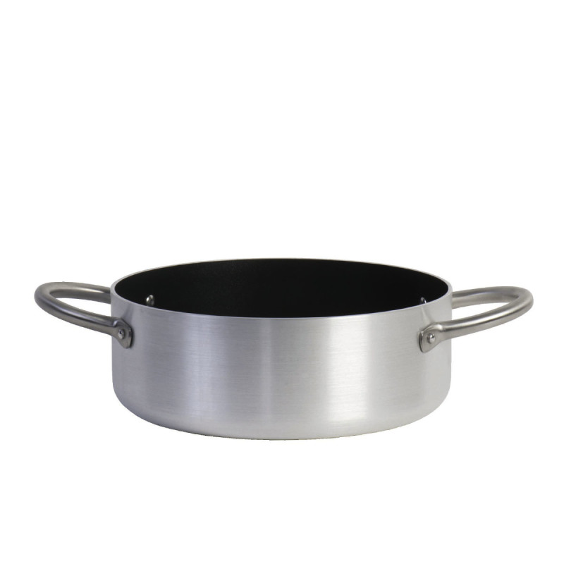 Metalac plitka šerpa PROFESSIONAL 32cm/8.5lit