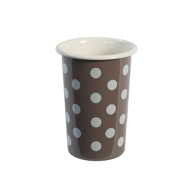 Metalac čaša SIVE TUFNICE 8cm