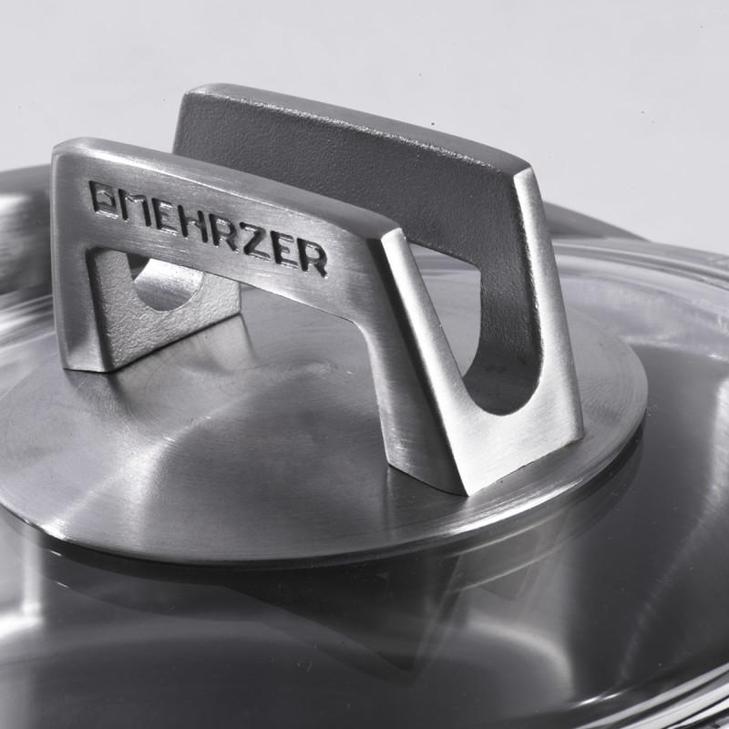 Metalac duboka šerpa MEHRZER 16cm/2lit