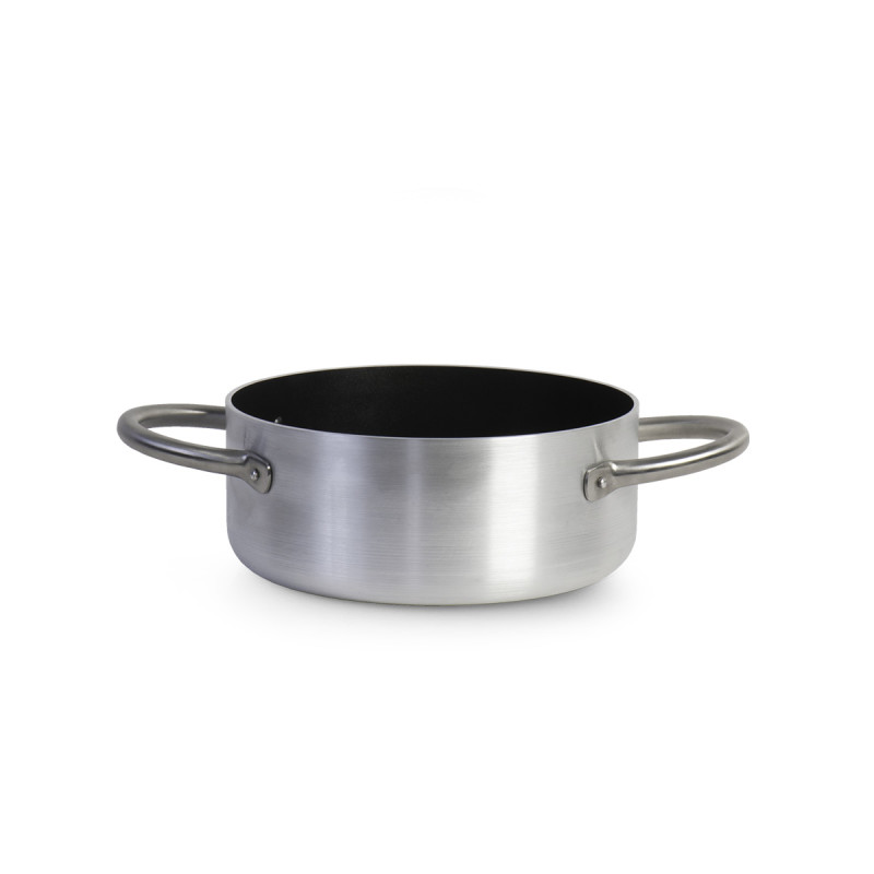 Metalac plitka šerpa PROFESSIONAL 20cm/2,3lit