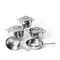 Metalac inox set GRACIA 5/1